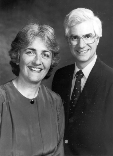 Susan Dersnah Fee and George Fee